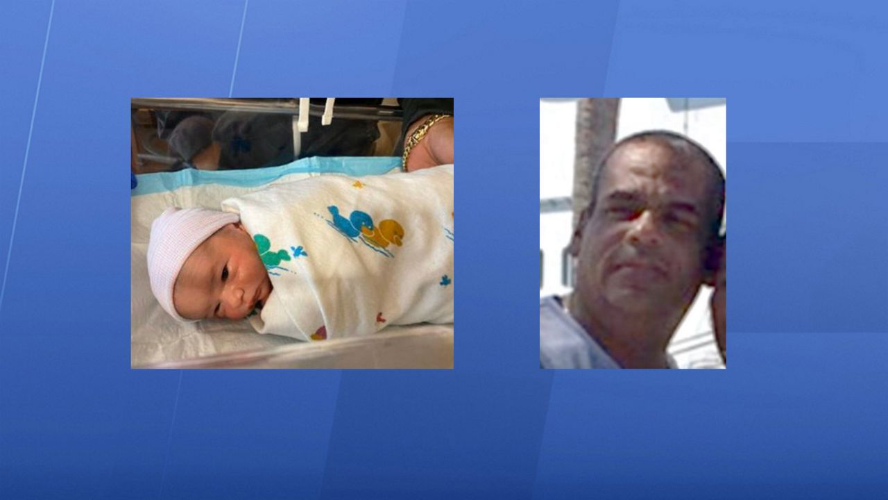 Body In Pasco Could Be Dad In Amber Alert Boy Still Missing