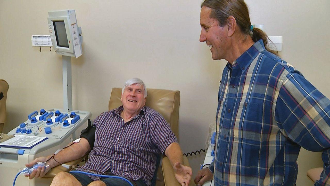 OneBlood, Pulse Survivor Thanks Region's Top Blood Donors