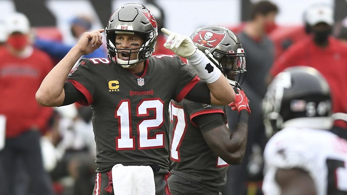 Tampa Bay Buccaneers Roll Past Falcons Into Playoffs