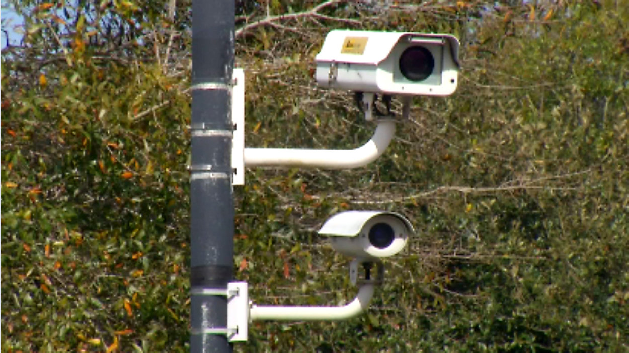 Cleveland's former traffic camera program faces Ohio Supreme Court scrutiny (image)
