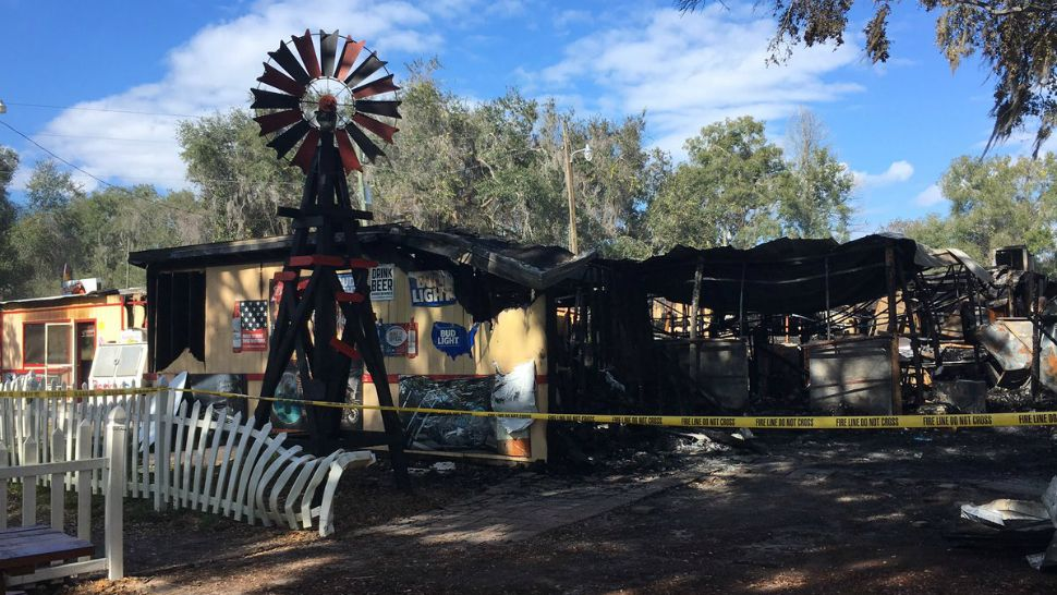 Beloved Citrus Restaurant Burns Down