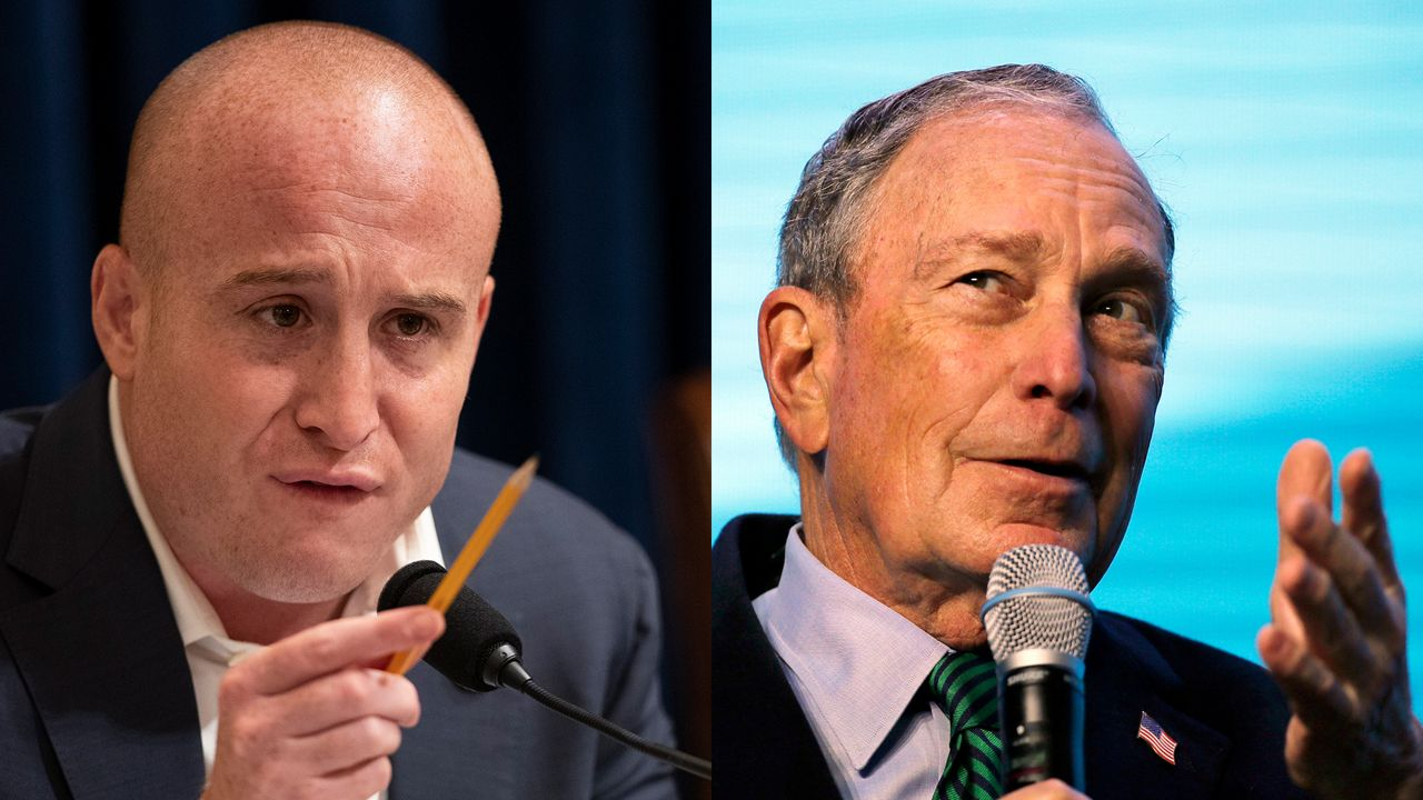 Rep. Max Rose Endorses Michael Bloomberg for President