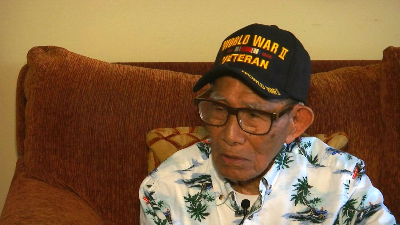 WWII Veteran, 104, to Receive Congressional Gold Medal