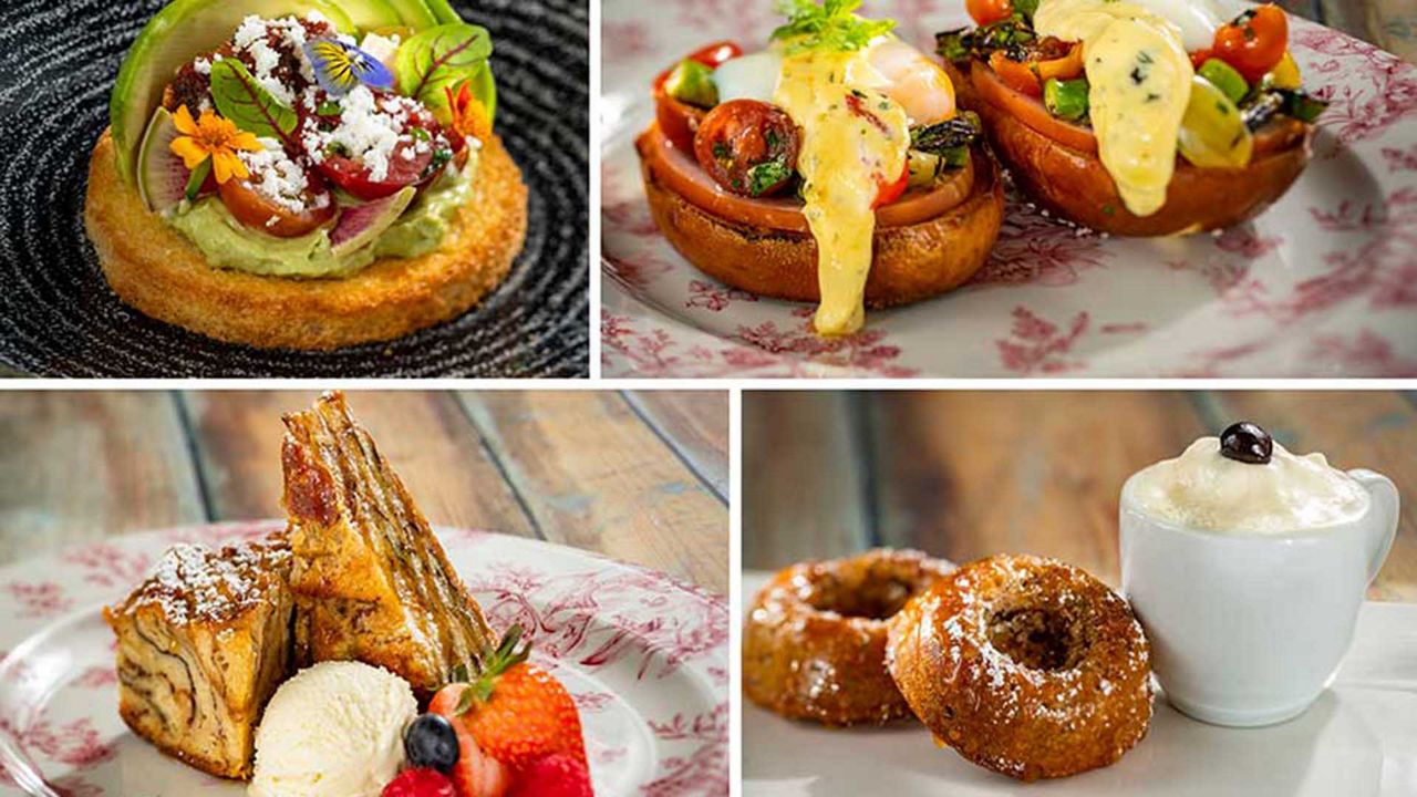 Menus Revealed For Epcot Festival Of The Arts 2020