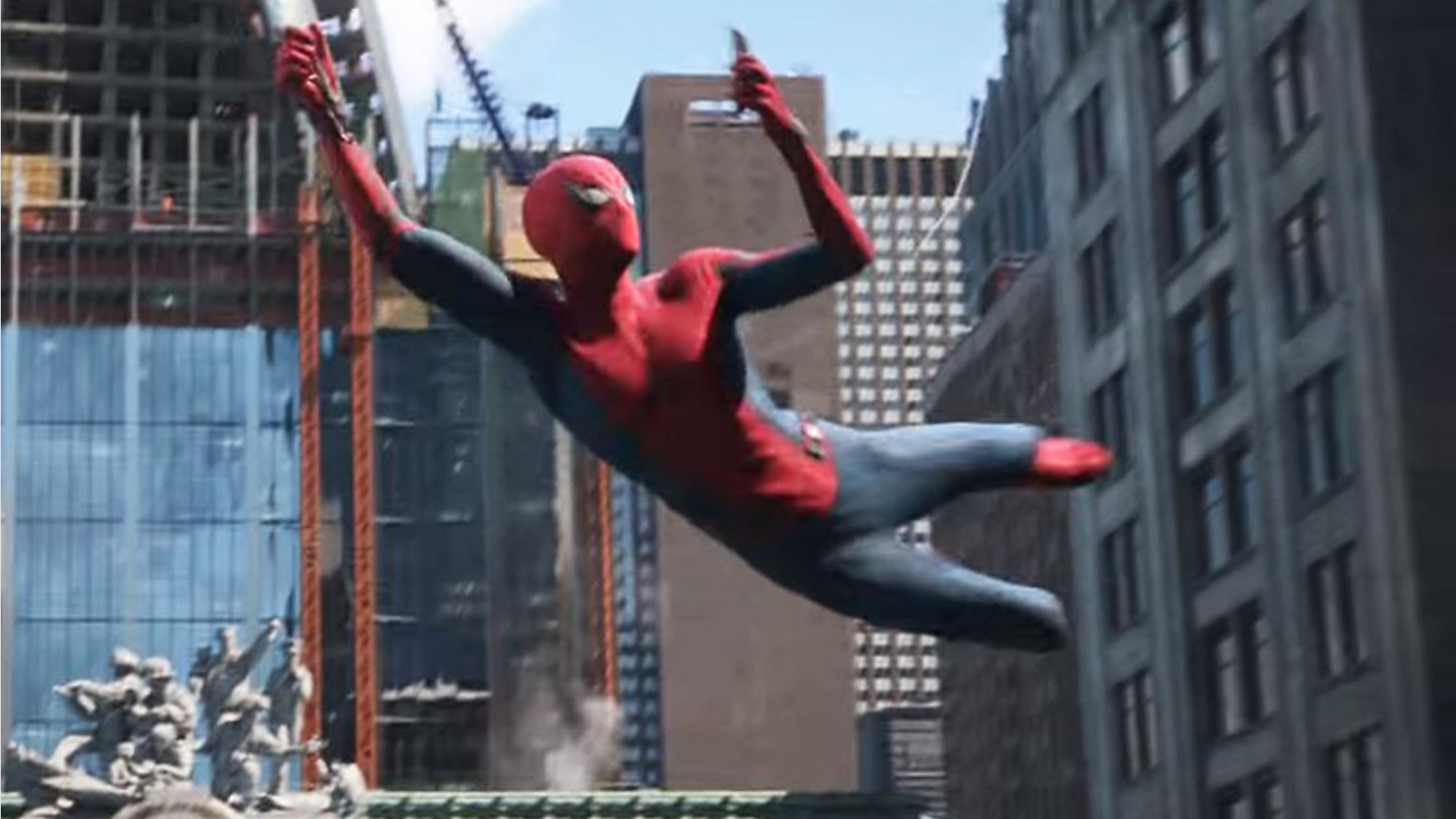 Watch The 1st Trailer For Spider Man Far From Home