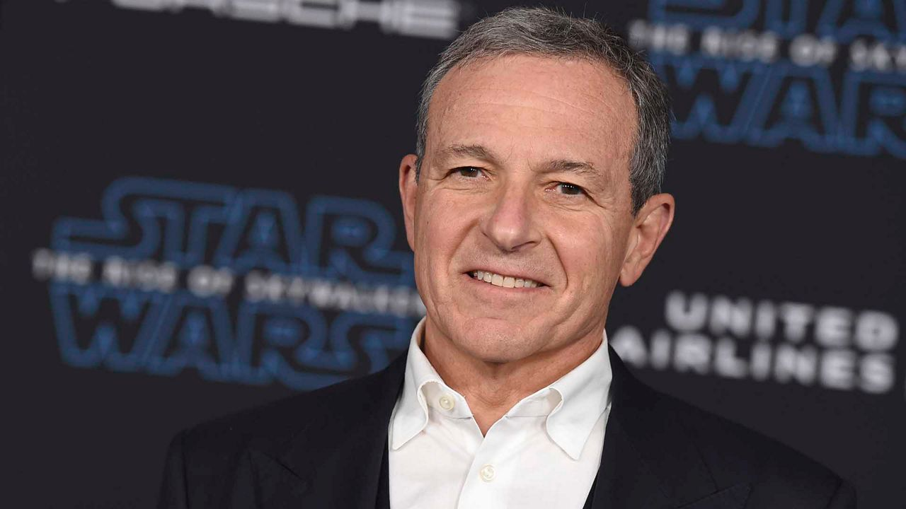 Disney CEO Bob Iger's Pay Drops to $47.5 Million