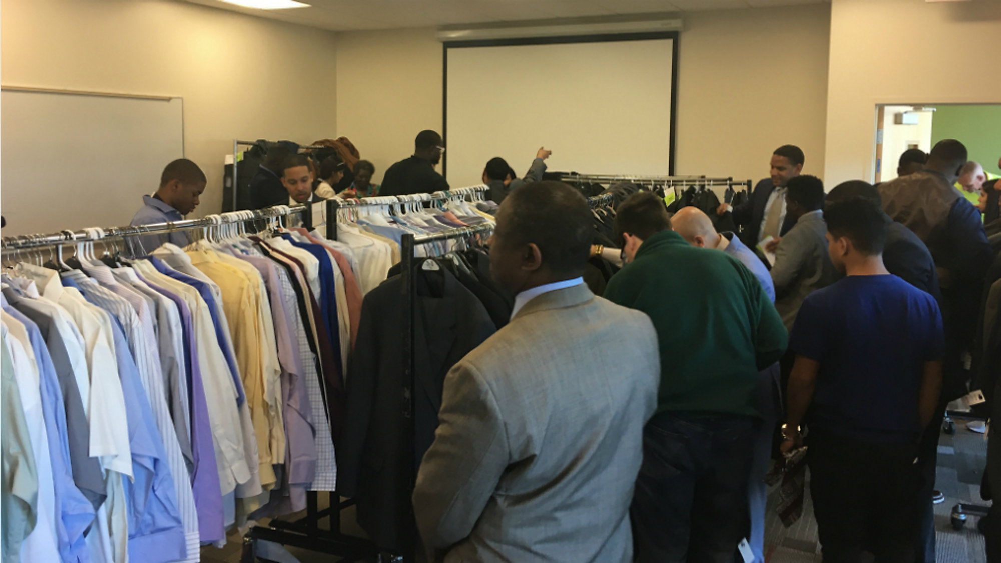Suit Up and Show Up: Program Preps Young Men for Life