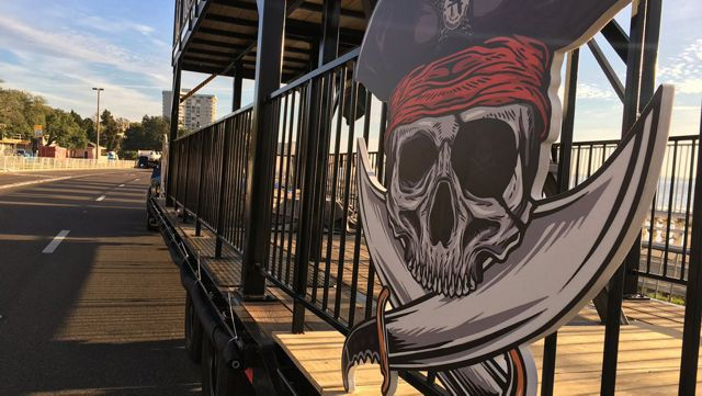 Shiver Me Timbers, Kiddies! Children's Gasparilla Parade Today