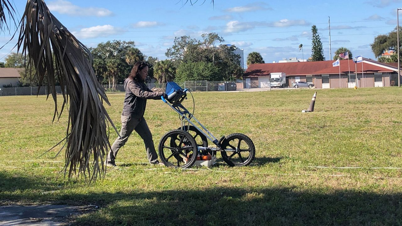 Radar Used at Clearwater site to Look for Lost Graves