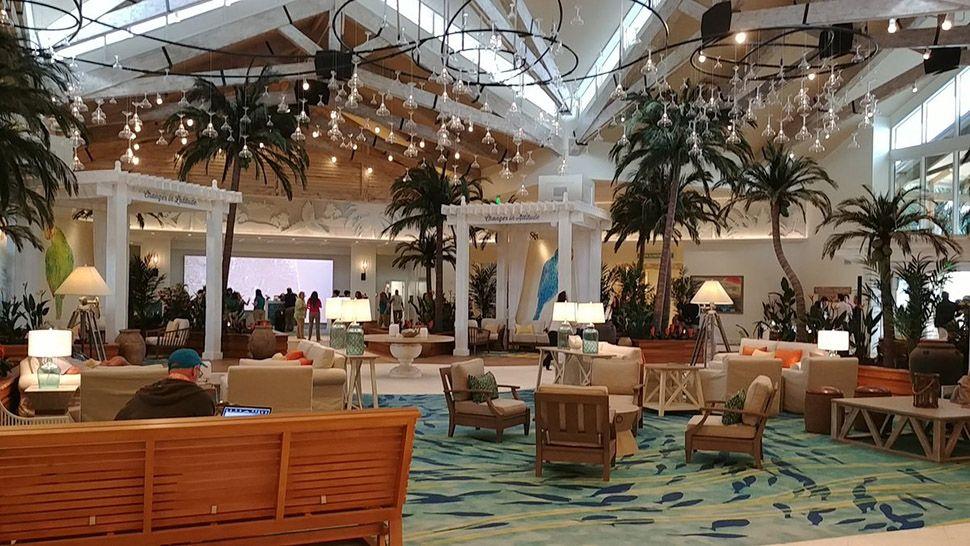 Margaritaville Resort Orlando Opens Island-Inspired Hotel