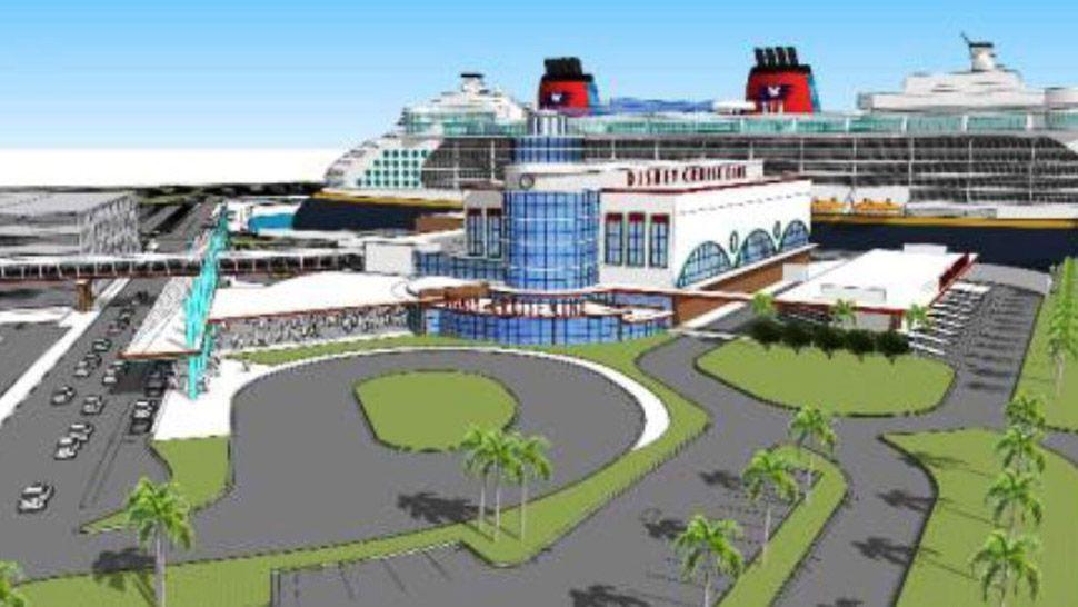 Disney Cruise Line To Temporarily Close Terminal