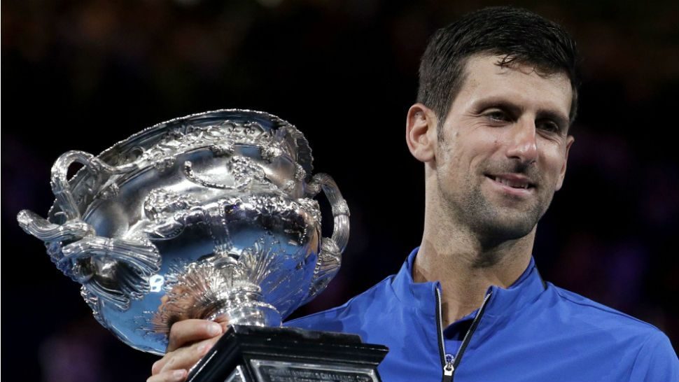 Novak Djokovic Wins Record 7th Australian Open