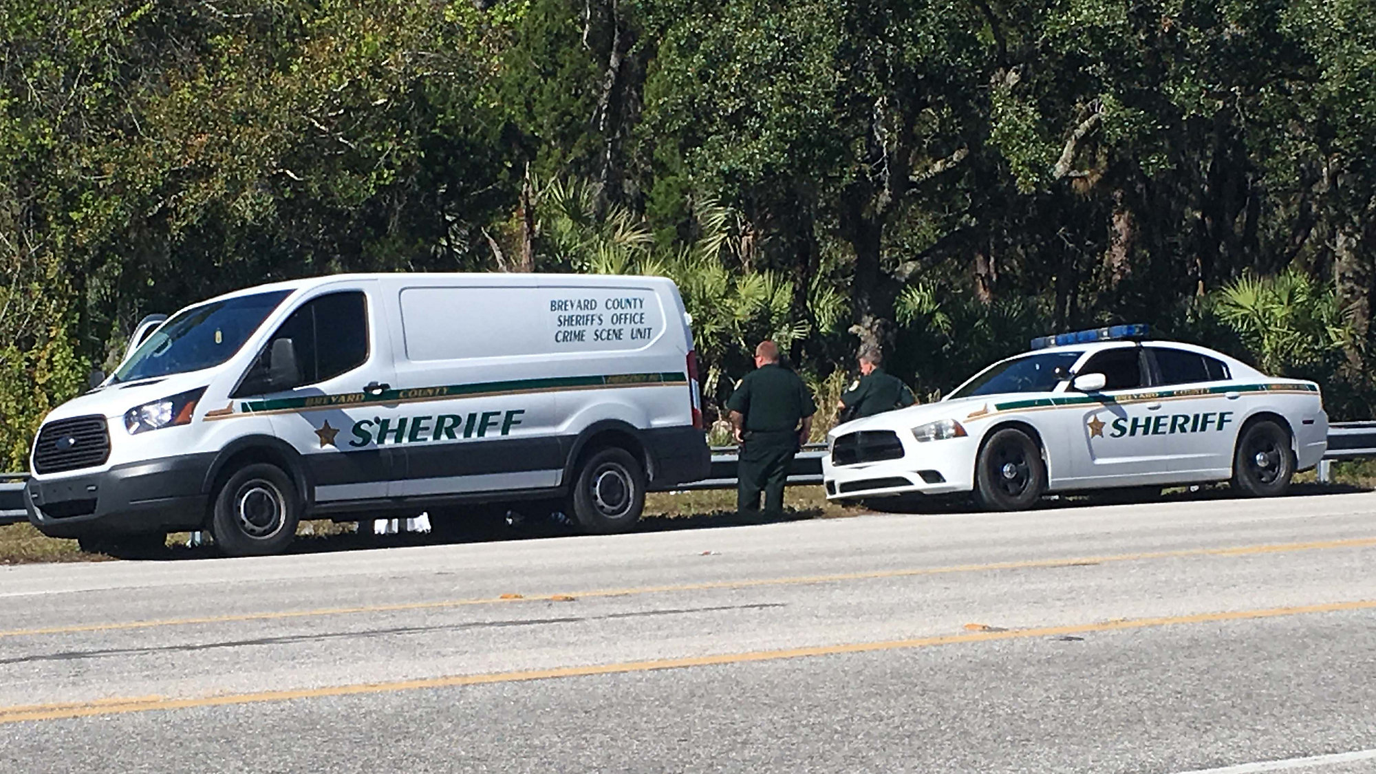 Deputies: Man's Body Found on Side of Busy Melbourne Road