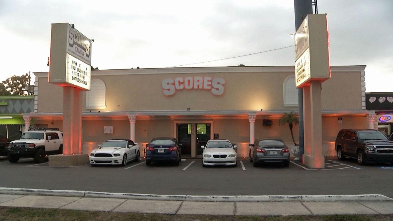 Tampa Strip Club Accused of Employing Underage Dancer; Club Denies Wrongdoing