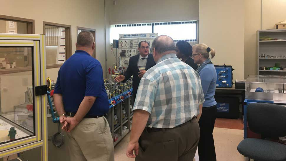 SPC Clearwater Shows Off New Advanced Manufacturing Lab