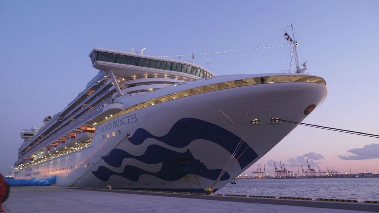 Americans Fly Home After Being on Coronavirus-Infected Cruise Ship