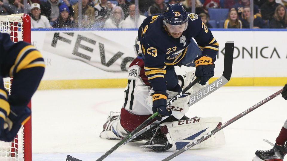 Sabres Get Buried By Avalanche in 6-1 Loss