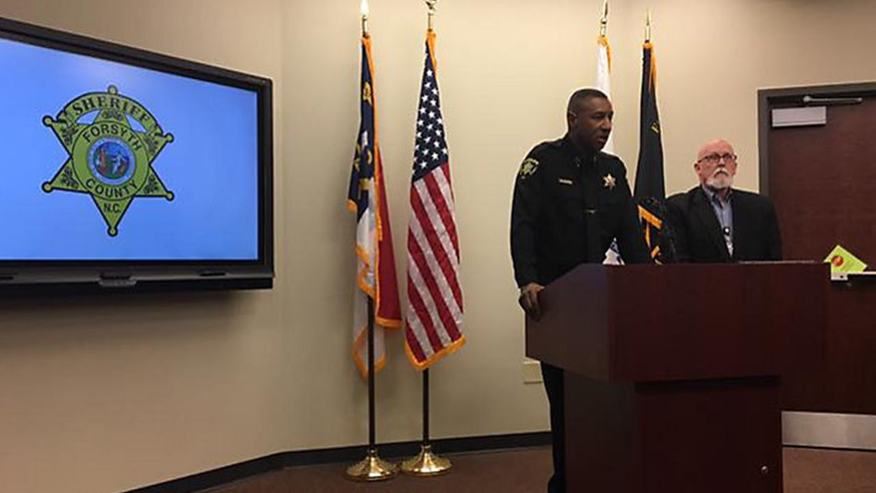 Forsyth Co  Sheriff Will Not Detain Federal Inmates for ICE
