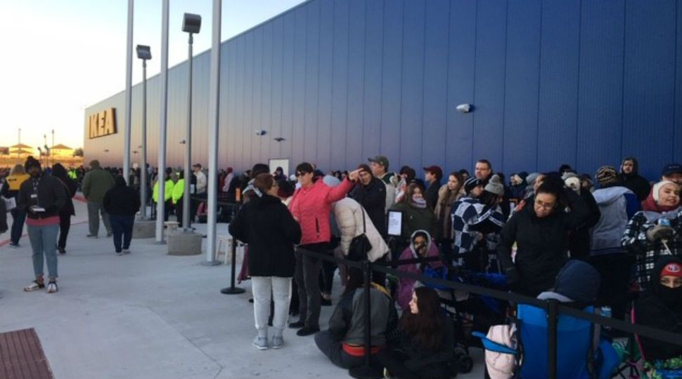 Ikea Live Oak Welcomes Thousands At Grand Opening