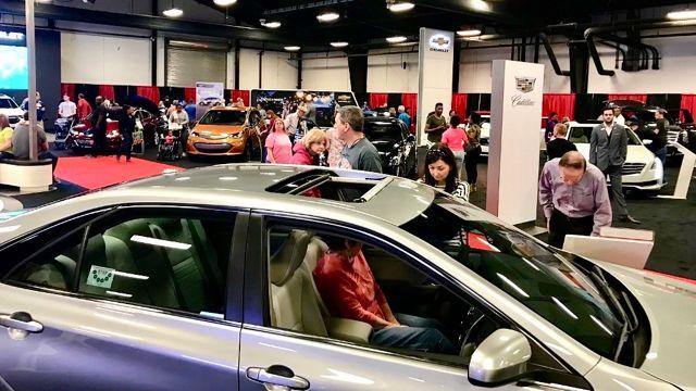 NC International Auto Expo Kicks Off Thursday - Car show raleigh nc fairgrounds