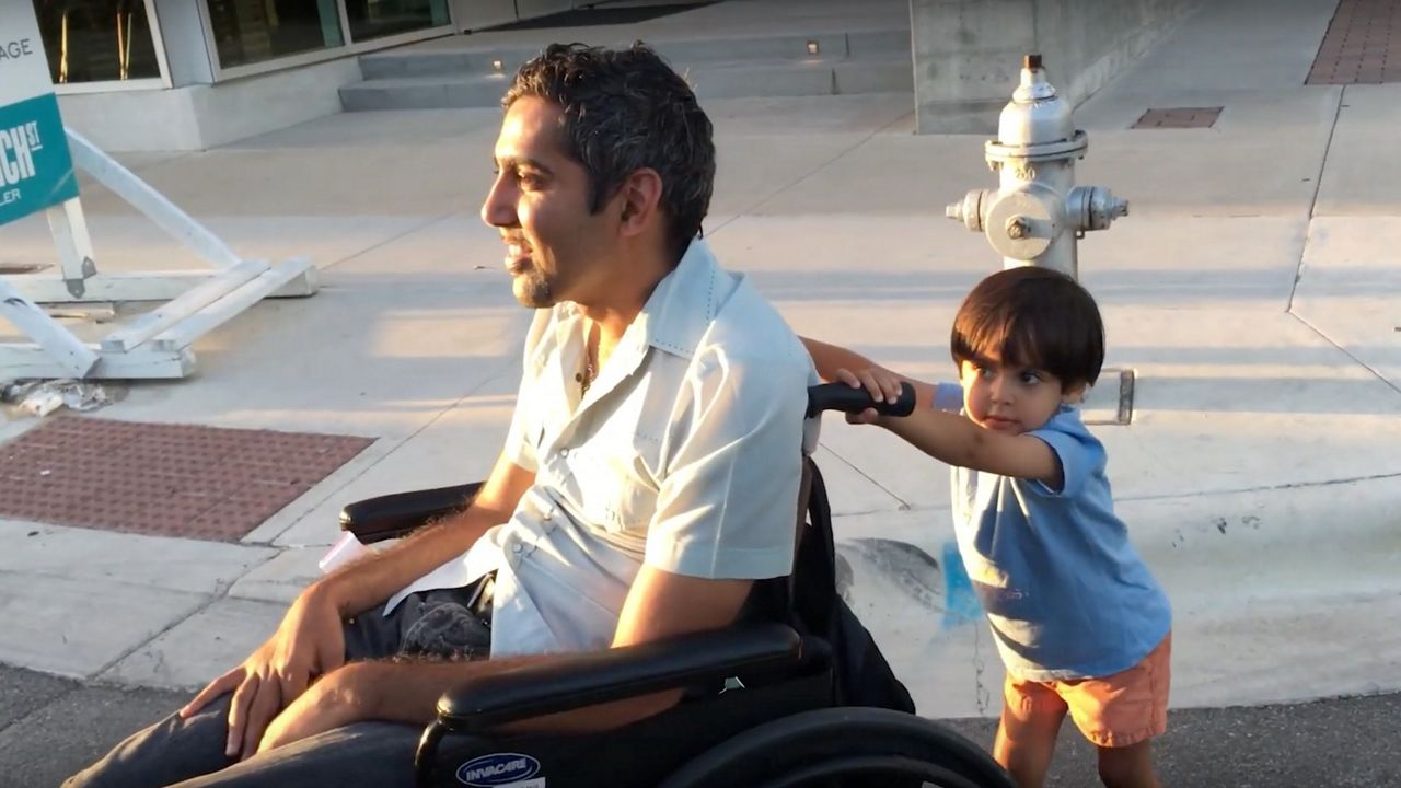 Filmmaker With Disabilities Highlights Access to Services in Texas