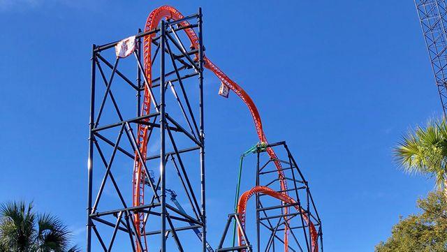 Get Ready For Busch Gardens' Newest Coaster: Tigris