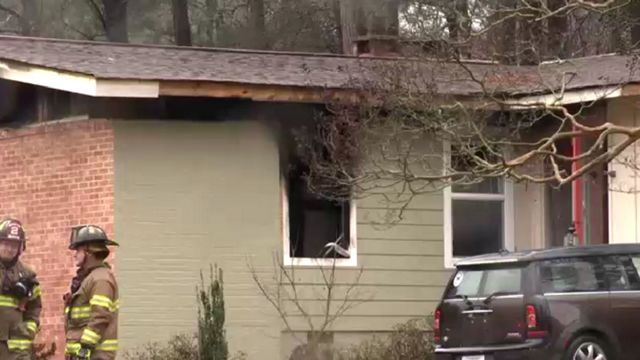 Children Playing With Lighters to Blame for Fire in Raleigh