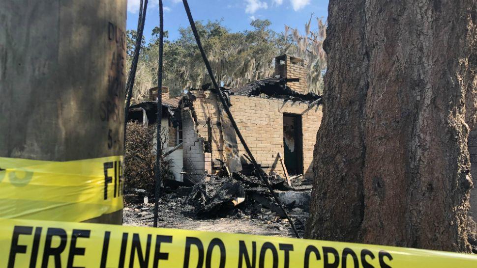 Arrest Made in String of Umatilla-Area Arsons