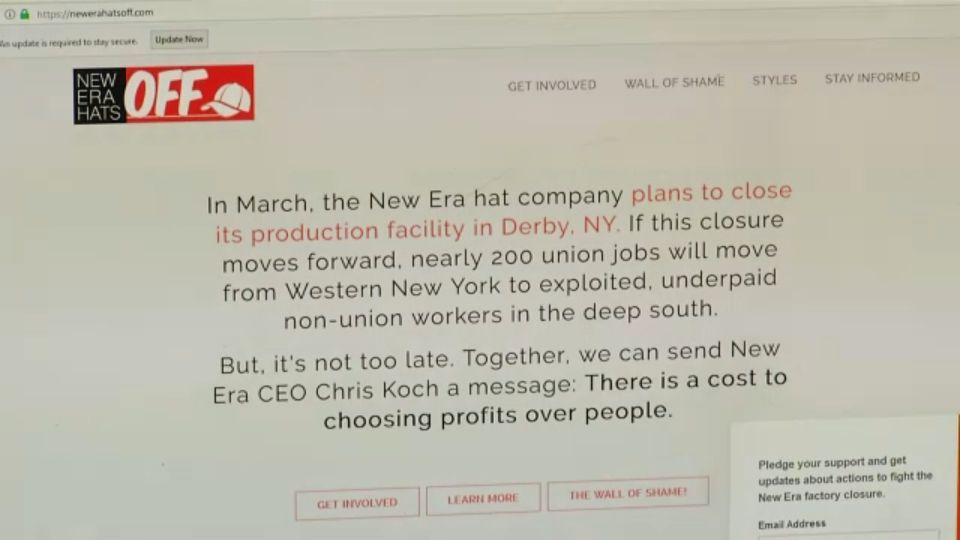 MLB Players Tweet Support for New Era Workers 41889ff89b6d