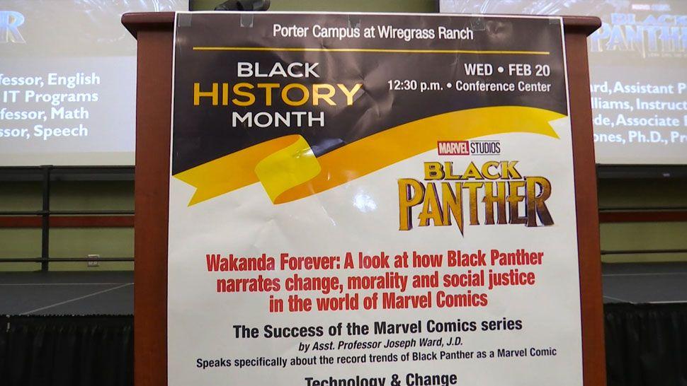 Wiregrass Calendar February 2020 Wakanda Forever: