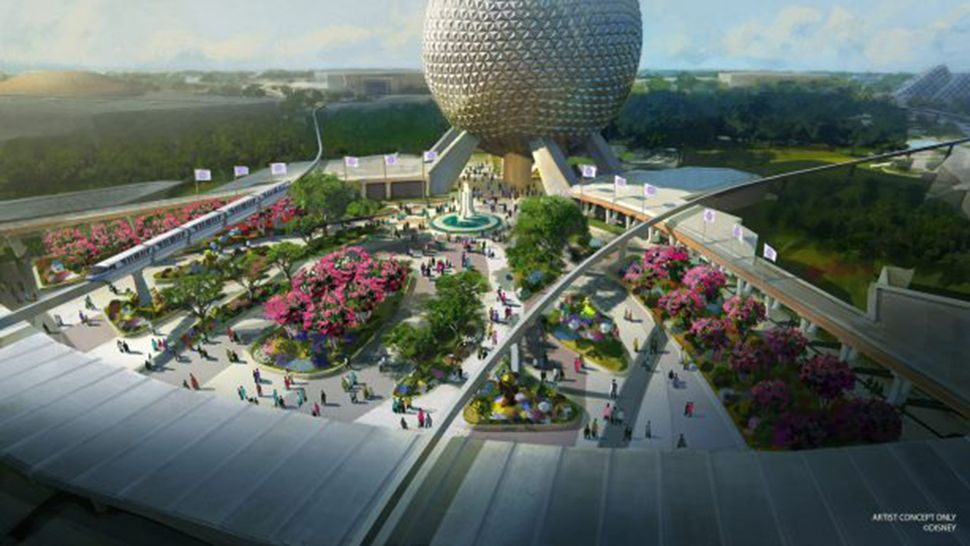 Innoventions East, Mouse Gear Among Temporary Epcot Closures, Moves