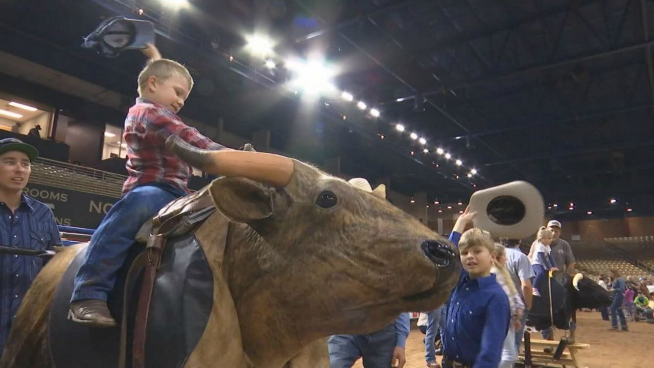Rodeo for Special Needs Lets Everyone Be Cowboy for a Day