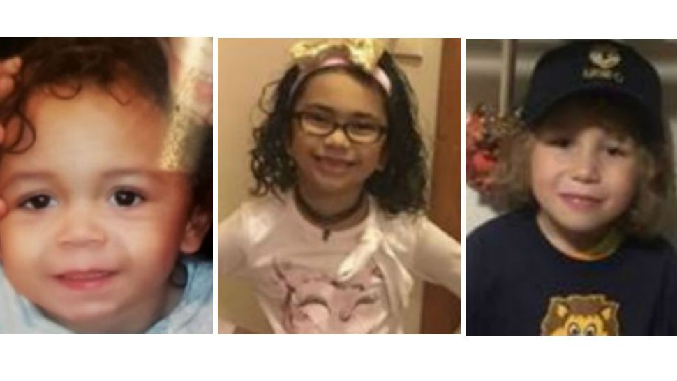 Amber Alert Issued For 3 Missing Siblings in Texas