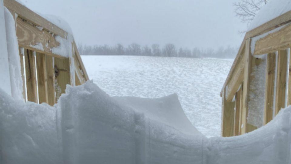 Here's How Much Snow Fell Across Buffalo