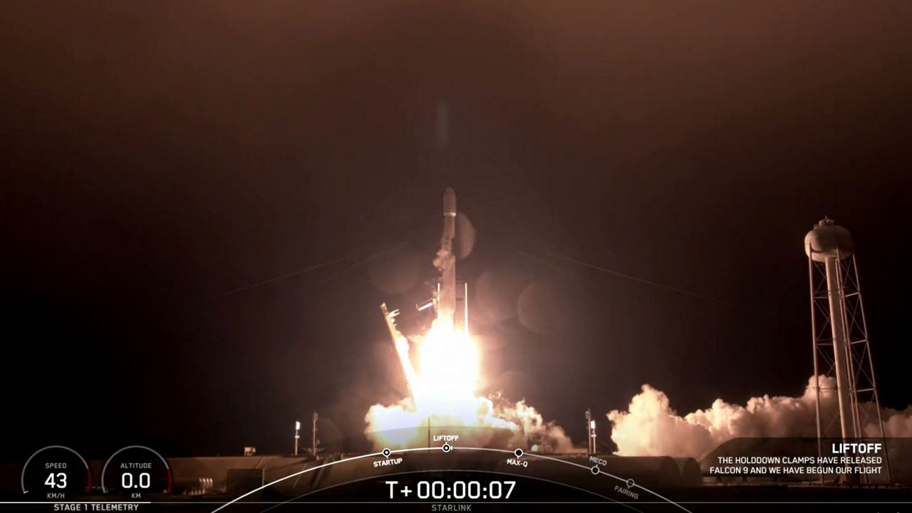 After Numerous Delays, SpaceX Launches Starlink Satellites