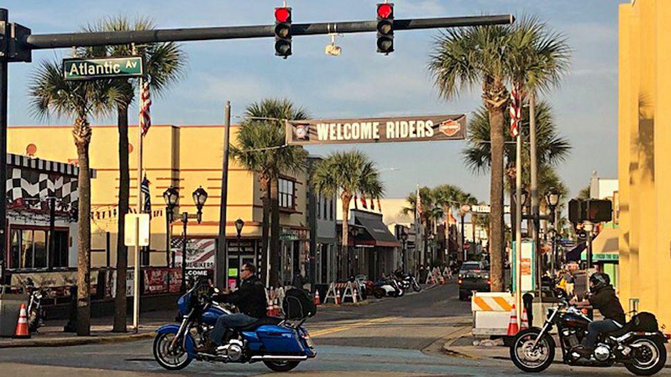 Bikers to Flood Daytona Beach for 27th Biketoberfest