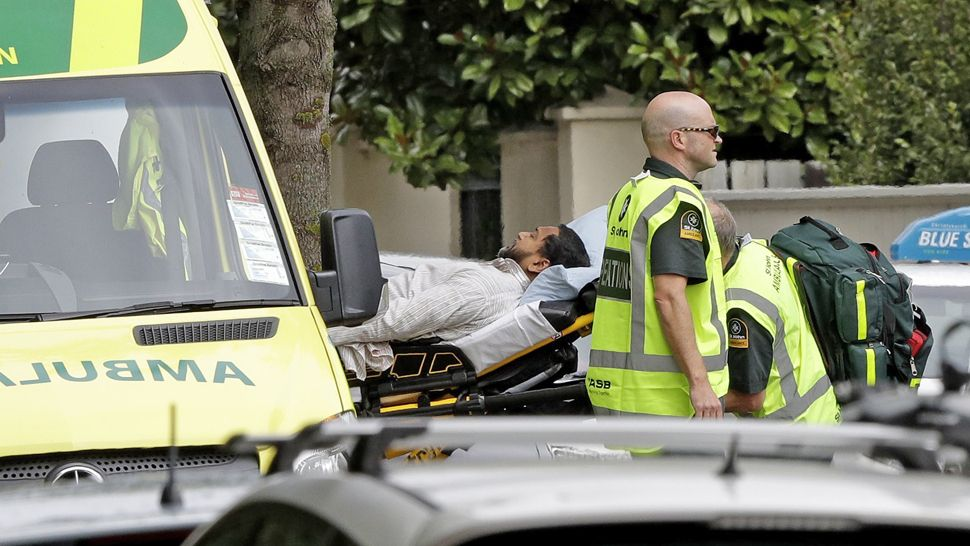 49 Killed In Mass Shooting At 2 New Zealand Mosques