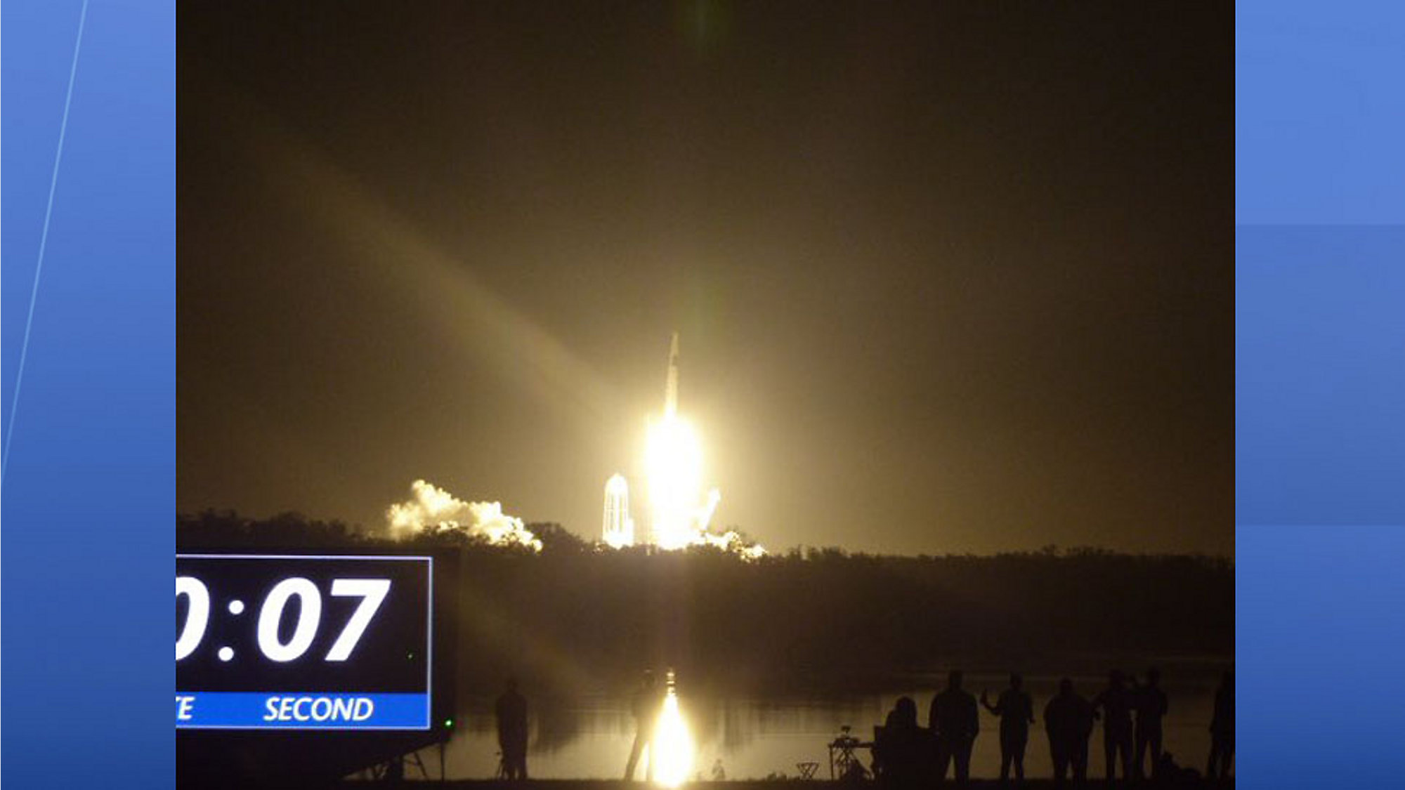 SpaceX Sends 1st Crew Dragon to ISS