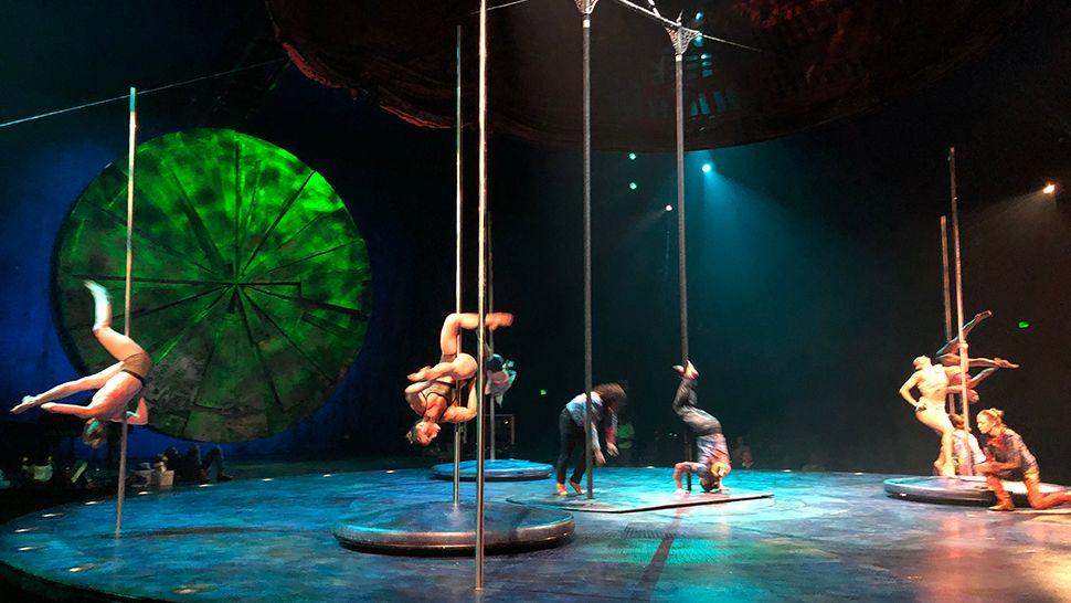 Cirque Du Soleil U0026 39 S  U0026 39 Luzia U0026 39  Arrives In Orlando