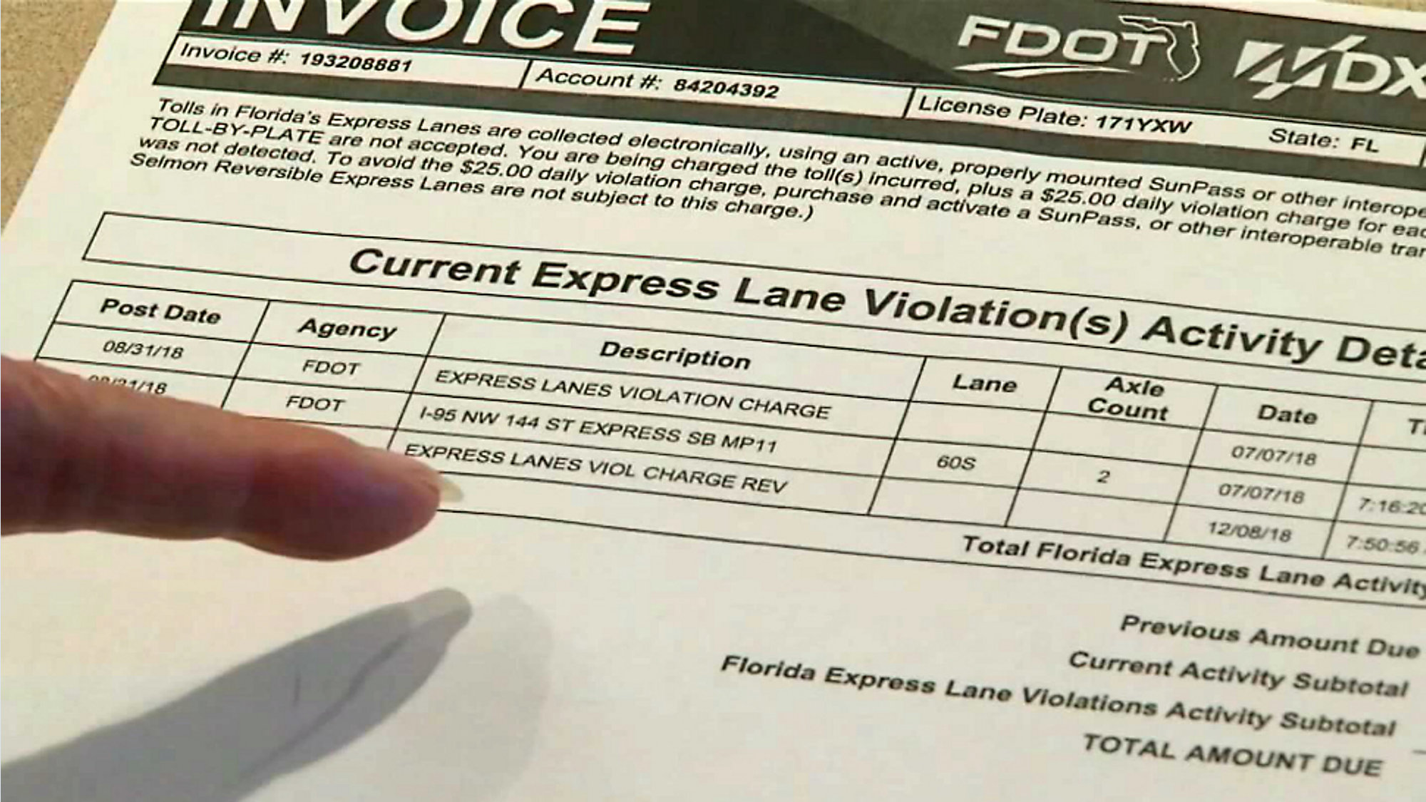 Watchdog: Got an Errant SunPass bill? You're Not Alone
