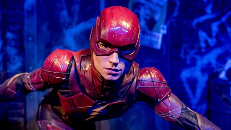 "Madame Tussauds Orlando to Add Flash, Cyborg to ""Justice League"" Exhibit"