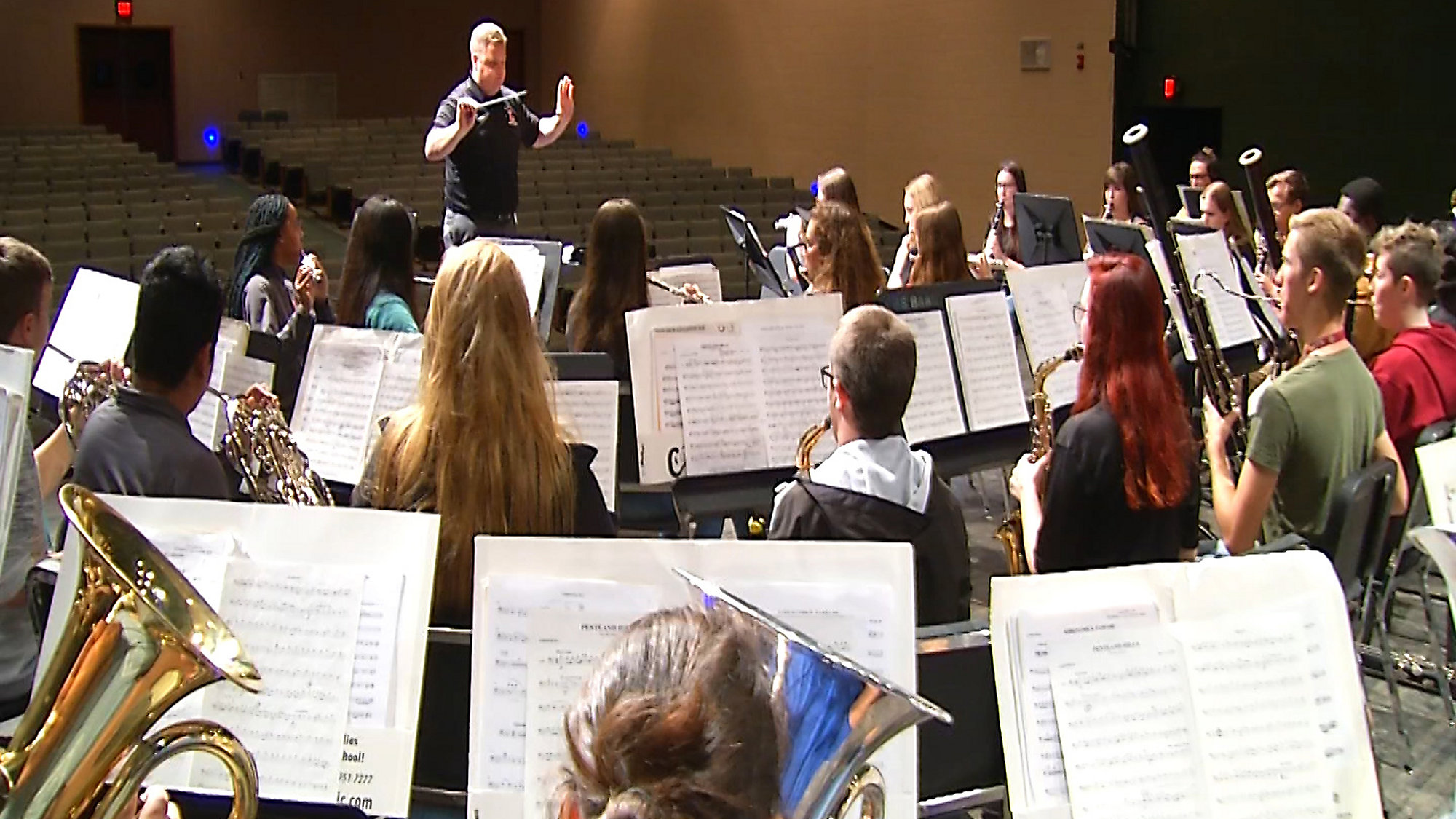 Lakeland High Wind Symphony to Compete Nationally