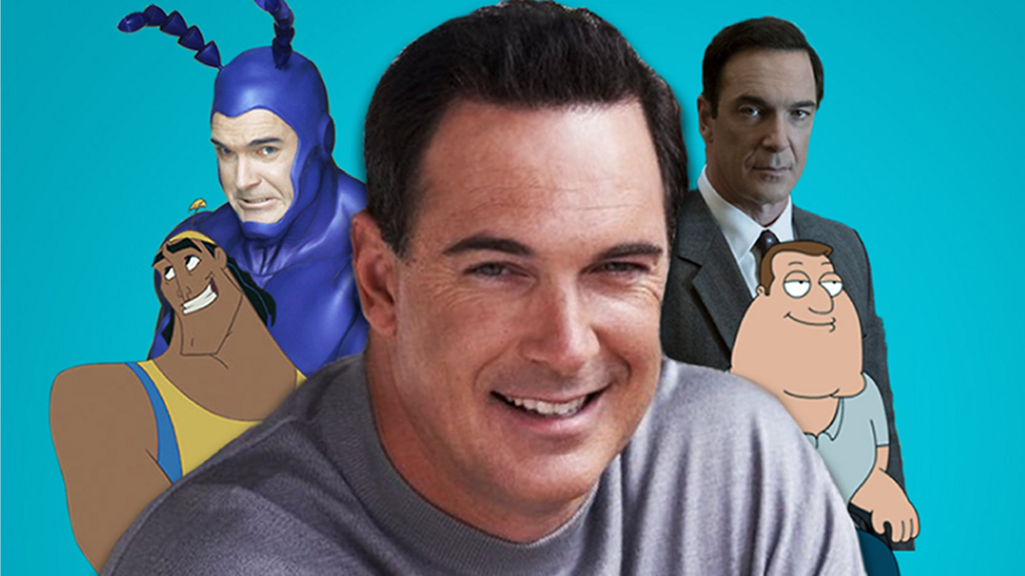 Image result for patrick warburton