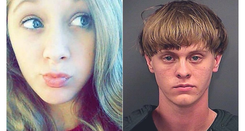 Dylann Roofs Sister Accused Of Bringing Weapons To School