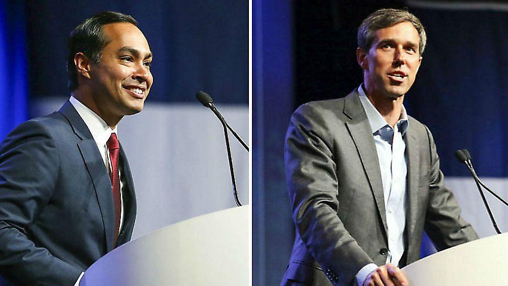 Castro, O'Rourke May Fail to Qualify for November Democratic Debate