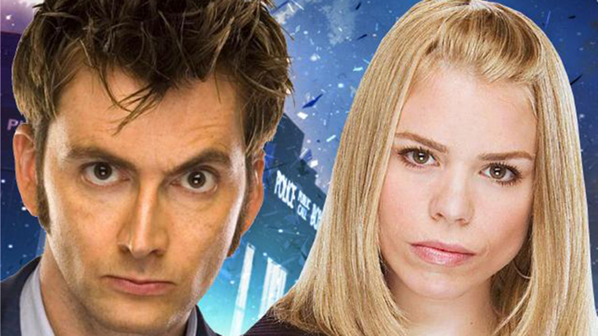 David Tennant, Billie Piper to Reunite at MegaCon Orlando
