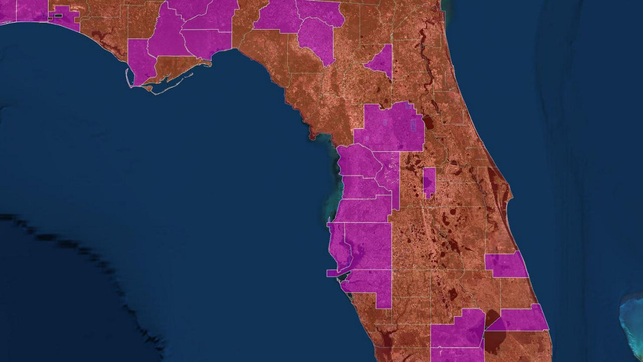 Flood Insurance Rate Map Florida Flood Zone Changes in Manatee County: What You Need to Know