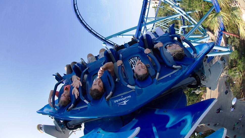SeaWorld Orlando Files Permits for New 2020 Attraction