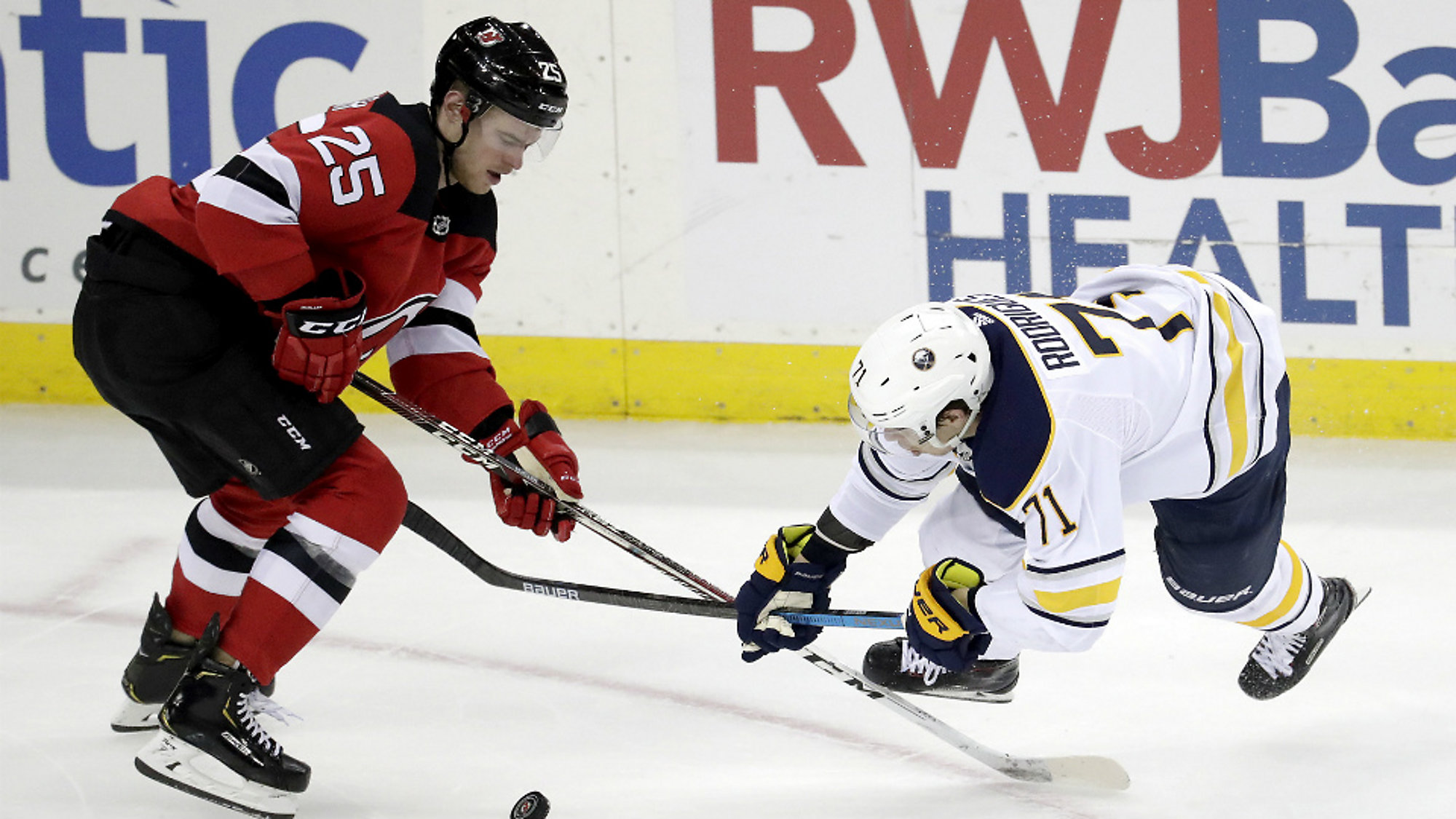 quality design 9102d d4306 Sabres Set to Face New Jersey As Season Winds Down