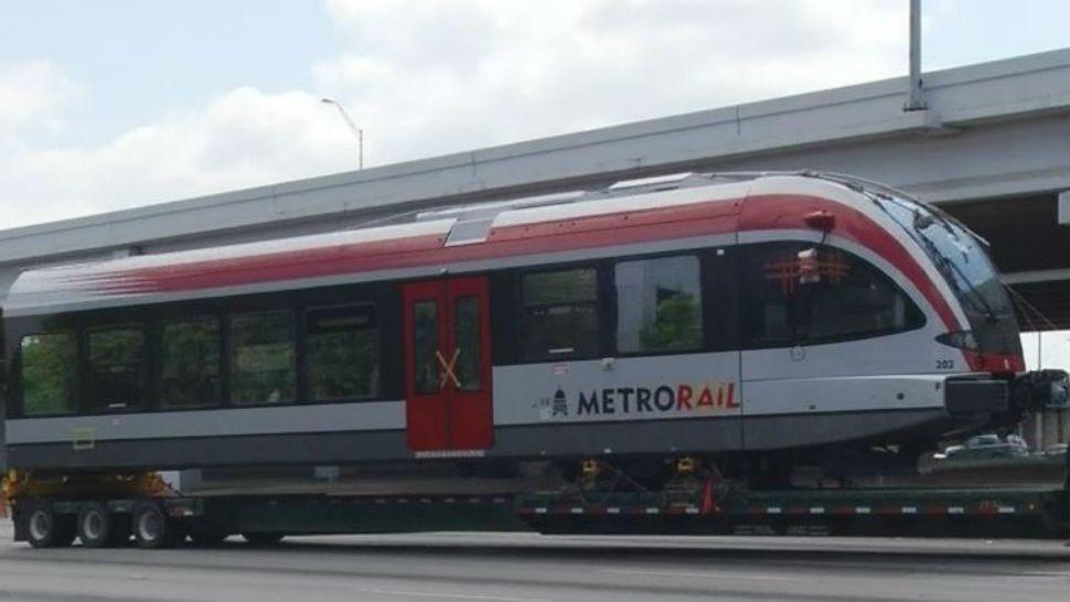 Construction Begins on New Downtown Train Platform